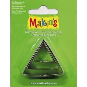 Emporte pièce triangle x 3
