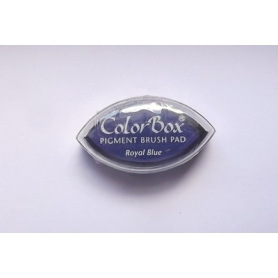 Encreur cat's eye bleu royal