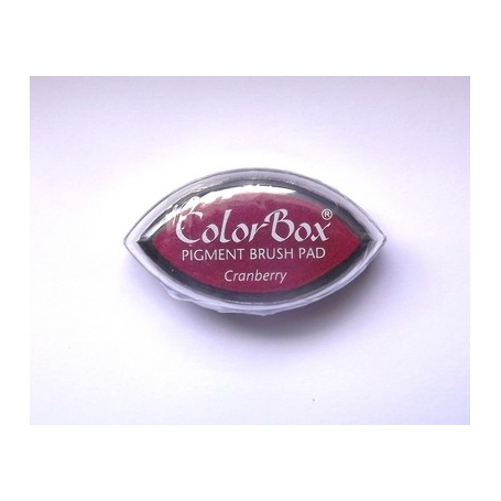 Encreur cat's eye cranberry