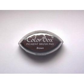 Encreur cat's eye marron