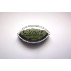 Encreur cat's eye vert mousse