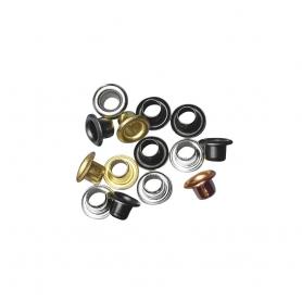 50 oeillets métalliques, 8 mm Rayher