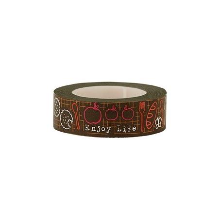 Masking tape My Memo casse-croute de Rico Design