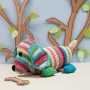 "Kit chien crochet ""Ted"" Rico Design"