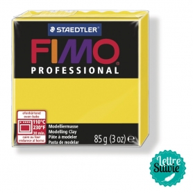 FIMO professional jaune pur