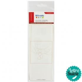 Maxi bloc acrylique long pour tampons clear