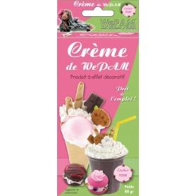 Crème de Wepam rose dragée - 80g (fausse chantilly)
