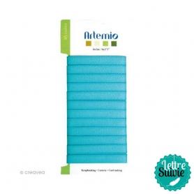 Ruban bleu turquoise 5 mètres Artemio