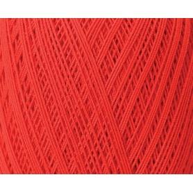 Coton mercerisé rouge 50g - Rico Design