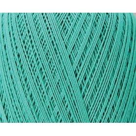 Coton mercerisé vert émeraude 50g - Rico Design