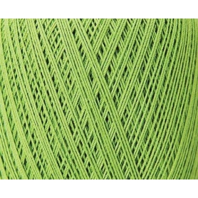 Coton mercerisé vert clair 50g - Rico Design