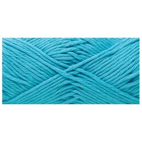 Pelote creative cotton aran bleu Rico Design