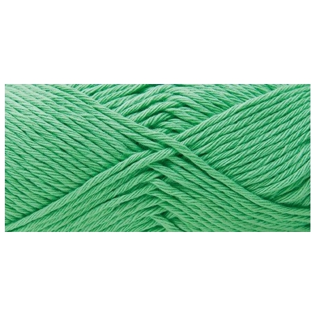 Pelote creative cotton aran vert Rico Design