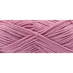 "Pelote creative cotton aran rose ""smokey pink"" Rico Design"