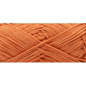Pelote creative cotton aran smokey orange Rico Design