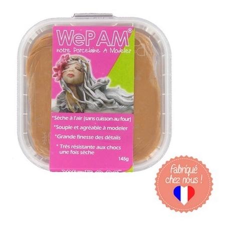 Porcelaine à modeler Wepam Caramel 145g