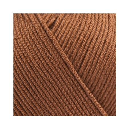 Pelote fil de coton essentials cotton dk nougat Rico Design