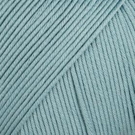 Pelote fil de coton essential cotton dk bleu aqua Rico Design