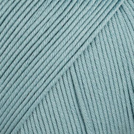 Pelote fil de coton essentials cotton dk bleu aqua Rico Design