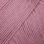 Pelote fil de coton essential cotton dk vieux rose Rico Design