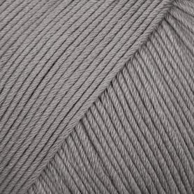 Pelote fil de coton essential cotton dk gris Rico Design