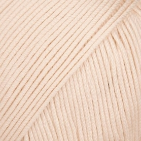 Pelote fil de coton essential cotton dk naturel Rico Design