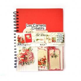 Kit carnet créatif de Noël - Toga