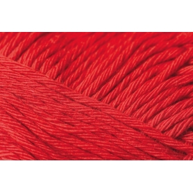Pelote cotton aran rouge Rico Design
