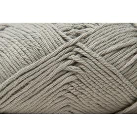 Pelote creative cotton aran gris nacré Rico Design