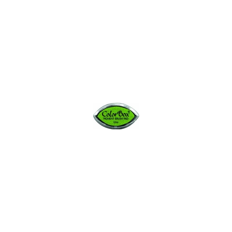 Encreur cat's eye citron vert