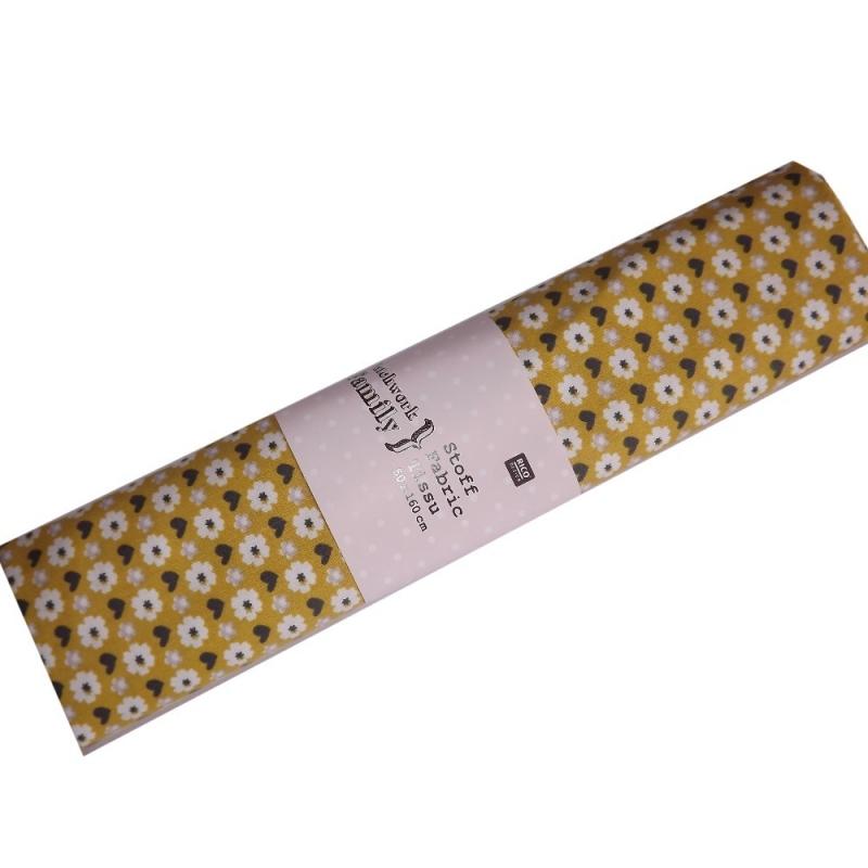 Coupons de tissus 50 x 160 cm