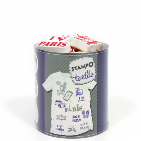 Stampo Textile Paris Barcelone