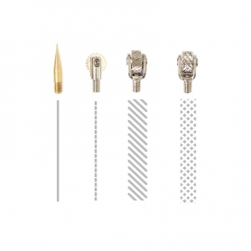 Embouts pour Sleeve Fuse Tool - We R Memory Keepers