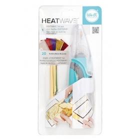 Stylo chauffant Heatwave pour application papier foil