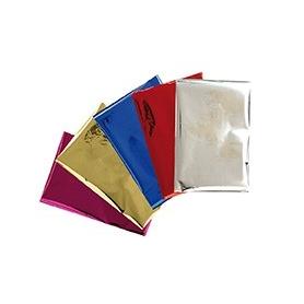 Feuilles métallisées pour Heatwave - assortiment 5 couleurs