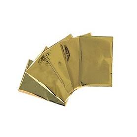 Feuilles métallisées pour Heatwave - or