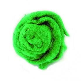 Laine à feutrer vert clair 50 g - Glorex