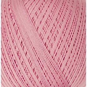 Coton mercerisé essential crochet rose 50g - Rico Design