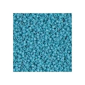 Perle rocailles japonaises itoshii tube menthe opaque - Rico Design