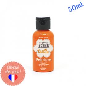 Peinture textile izink Aladine - Orange Nylon