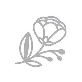 Die de découpe fleur compatible toutes machine - Artemio