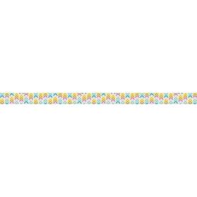 Masking tape chevrons multicolores - Artemio