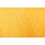 Pelote fil de coton essential cotton dk banane Rico Design