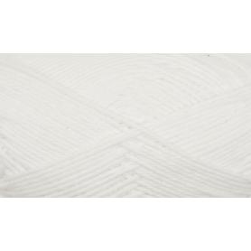 """Coton DK blanc """"Créative cotton"""" de Rico Design"""