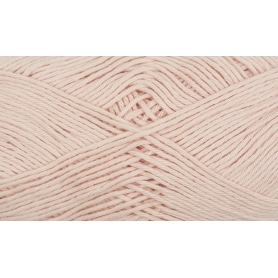 "Coton DK rose pastel ""Créative cotton"" de Rico Design"
