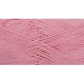 """Coton DK rose bonbon """"Créative cotton"""" de Rico Design"""