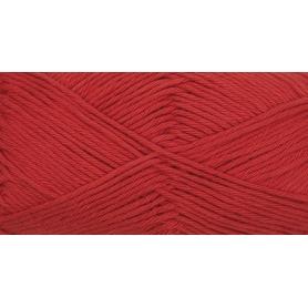 """Coton DK rouge """"Créative cotton"""" de Rico Design"""