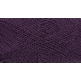 """Coton DK violet cardinal """"Créative cotton"""" de Rico Design"""
