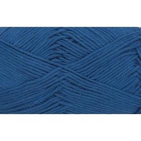 """Coton DK bleu roi """"Créative cotton"""" de Rico Design"""