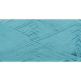 """Coton DK bleu ciel """"Créative cotton"""" de Rico Design"""